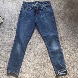 Lucky brand Lolita crop jeans